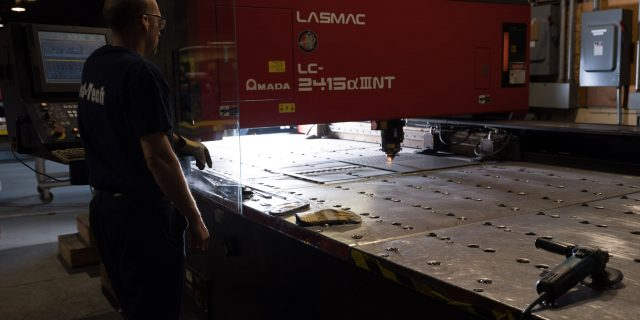 Laser Cutting & Punching