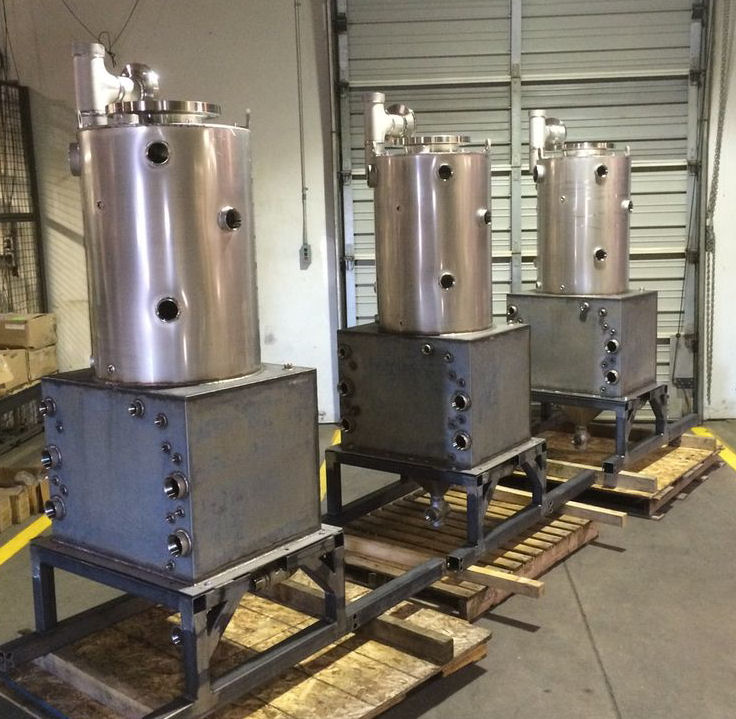 3 Welded Cylinder Assemblies