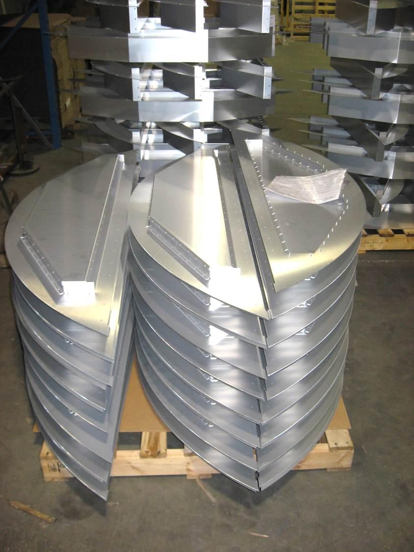 Riveted Aluminum Sub Assemblies