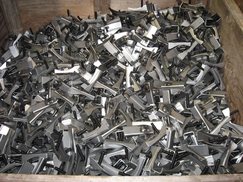 stamped brackets